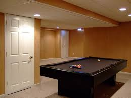 image of remodeling basement ideas basement ceiling lighting
