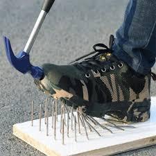 <b>Big Size 36-46</b> Unisex Safety Shoes Men <b>Women</b> Work Boots Camo ...