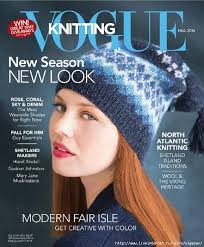 Vogue Knitting Fall 2016. Обсуждение на LiveInternet - Российский ...