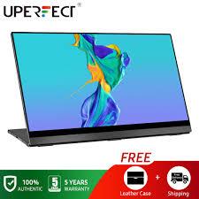 <b>UPERFECT</b> 4K <b>Portable Monitor</b> Touchscreen Gravity Sensor ...