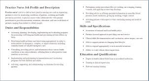 job descriptions for nursing for nursing job descriptions nursing job descriptions