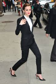 emma watson pant suit perfect all the news emma watson pant suit perfect