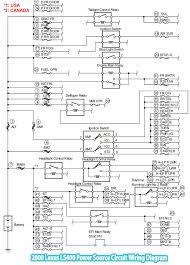 1uz fe vvti wiring loom stardard ecu 2000 lexus ls400 power