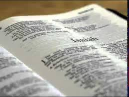 Image result for Isaiah bible
