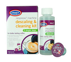 Urnex Nespresso Machine Descaling & Cleaning Kit Набор для ...
