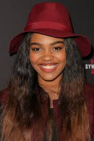 News Photo 454339970 Arts Culture and Entertainment,Attending,Birthday,California,Celebrities,China Anne McClain,City Of Los Angeles,Females,Music,Party ... - 454339970-singer-china-anne-mcclain-of-the-mcclain-gettyimages
