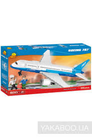<b>Конструктор Cobi Самолет</b> Boeing 787 Dreamliner (COBI-26600 ...