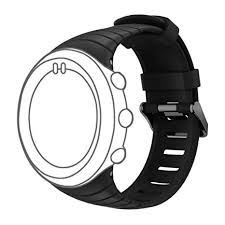 For Suunto Core <b>Watch replacement</b> band, DB <b>Colorful</b> Soft <b>Silicone</b> ...