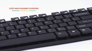 <b>Wireless</b> Keyboard With Slim Flying Buttons by <b>Canyon</b> - YouTube