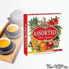 <b>Чай ассорти Basilur</b> Фруктовое Вдохновение 40 пакетиков | с ...