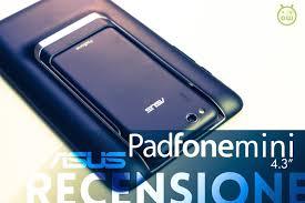 ASUS Padfone Mini 4.3, recensione in italiano - YouTube