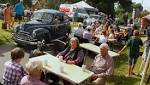 Village ready for Old Dalby Day on Bank Holiday Monday