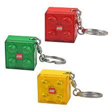 <b>Набор брелоков</b>-фонариков для <b>ключей</b> LEGO (LGL-KE3T) купить ...