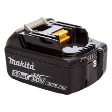 <b>Аккумулятор Makita</b> тип <b>BL1850</b>,18В,5АчLi-<b>ion</b>,кор — купить в ...