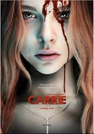 Hier ein Fan-Made-Poster zum Film: - Chloe-Moretz-as-Carrie-in-Fan-Made-Poster-575x813