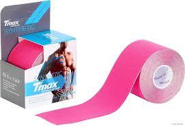 """Кинезио <b>тейп</b> """"<b>Synthetic</b> Pink"""" (розовый) <b>Tmax</b> : купить в интернет ..."""
