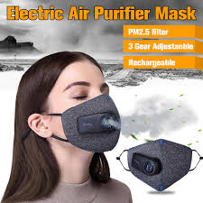 Anti Pollution <b>Mask</b> Dust <b>Respirator Washable Reusable Masks</b> ...
