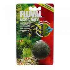 Купить <b>Моховые шарики Fluval Moss</b> Ball с доставкой по Москве и ...