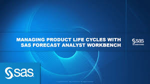 managing product life cycles sas forecast analyst workbench managing product life cycles sas forecast analyst workbench