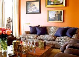 room leopard print accent chair trivett