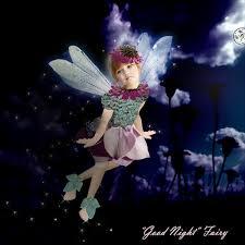 Risultati immagini per good night fairy tales
