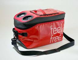 Isabella Cooler Bag - <b>Feel Free Red</b> | Isabella Accessories