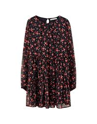 Платье в стиле <b>бэби</b>-<b>долл, из</b> блоков - PULL&BEAR