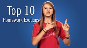 Jennxpenn     s Top    Homework Excuses   YouTube
