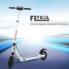 Flykul 8 Inches Foldable Electric Kick Scooter | Gearbest Deutschland
