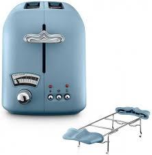 Купить <b>Тостер DELONGHI CT021</b>.<b>AZ</b>, голубой в интернет ...