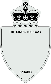List of former provincial highways in Ontario