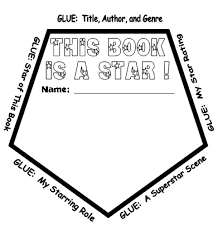 Book Report Format For First Grade   free first grade book review