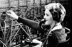 Images & Illustrations of switchboard operator
