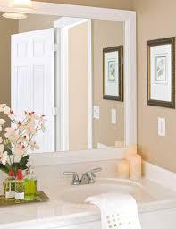 wood bathroom mirror digihome weathered: bathroom mirror white frame digihome white framed bathroom mirrors bathroom mirror white frame digihome