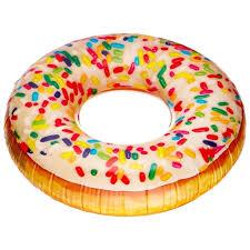 <b>Круг</b> intex <b>пончик</b> с глазурью 114x114 см — 4 отзыва о товаре на ...
