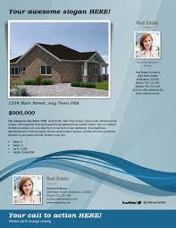brochure real estate brochure template best of new real estate brochure template medium size
