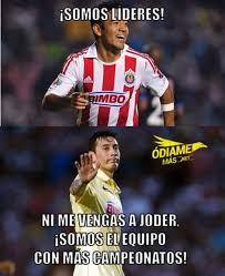 Fotos de Memes Chivas - Memes - Club America via Relatably.com