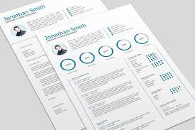 modern resume template by maruf on modern resume template 04 by maruf1