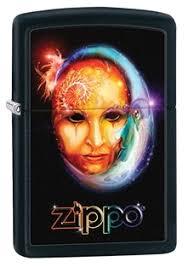 <b>Зажигалка Venetian Mask ZIPPO</b> 28669 - купить по выгодной цене ...