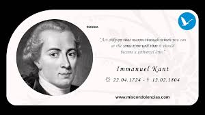 in memory of immanuel kant