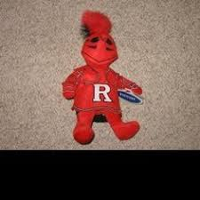 Image result for scarlet knight mascot beat down