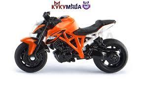 Коллекционная модель Мотоцикл спортивный <b>KTM</b> 1290 Super ...