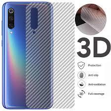 <b>5Pcs</b>/<b>lot 3D Clear</b> Carbon Fiber Screen Protector For Xiaomi Mi Note ...