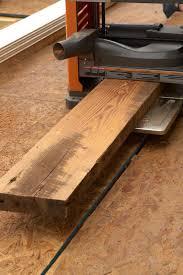 prepare wood build office desk