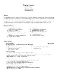 management resume template   general manager resume template    click here to download this general manager resume template  http