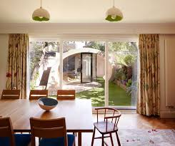 architecture modern shade office interior decorating ideas with glass sliding door and wooden floor architects sliding door office