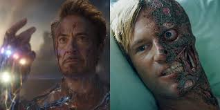 'Avengers: Endgame': <b>Iron Man's</b> death could have been more ...