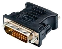 Купить Переходник Atcom VGA - DVI-I (AT1209) черный по низкой ...