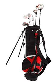 Kid's Right-Handed 8 Piece Golf Club Set - Nitro ... - Amazon.com