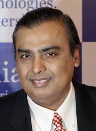 Reliance Industries chief Mukesh Ambani was paid around ₹1.3 core for the post of Bank of America director, reported Press Trust of India. - bank-america-pays-mukesh-ambani-rs-1-3-crore